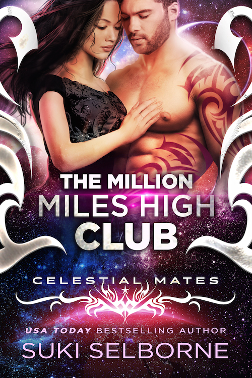 Book Cover: The Million Miles High Club