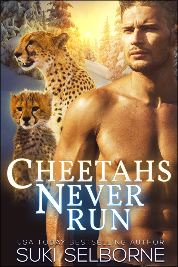 Book Cover: Cheetahs Never Run