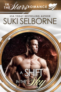 Book Cover: A Shift In The Sky (In The Stars Romance)