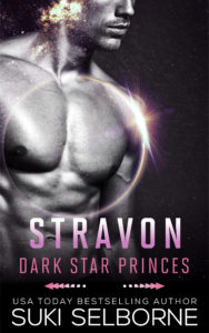 Book Cover: Stravon (Dark Star Princes book 1)