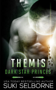 Book Cover: Themis (Dark Star Princes book 2)