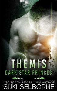Book Cover: Themis (Dark Star Princes book 2)